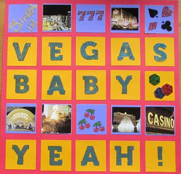 Vegas Intro Page