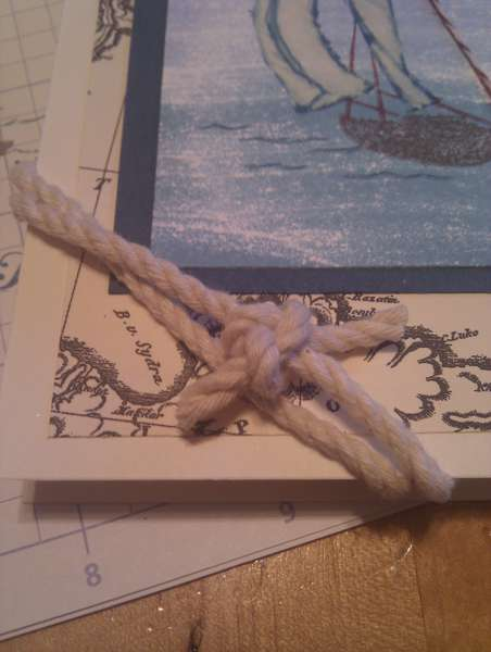 sailboat sail knot
