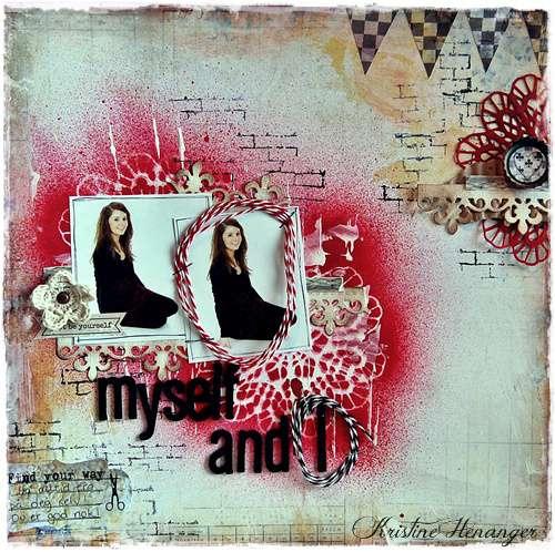 Myself and I