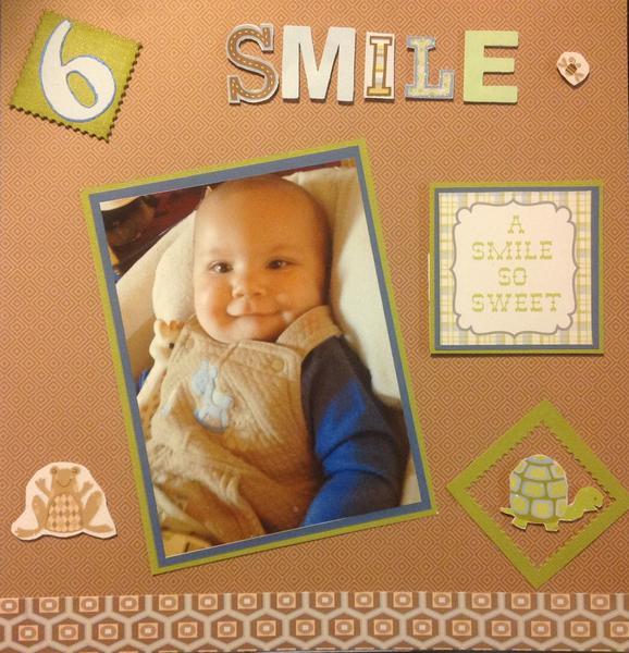 Lukas 6 months