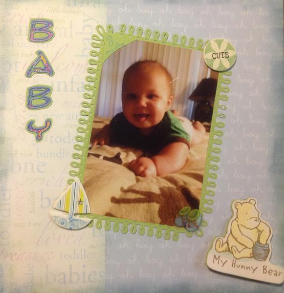 Lukas 8 months