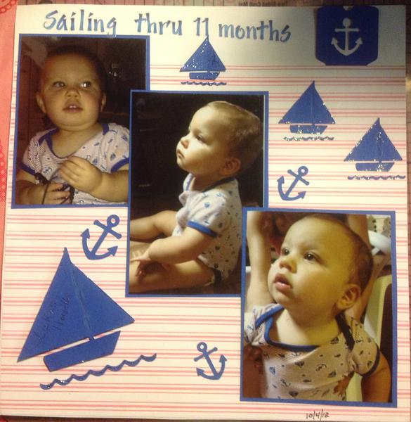 Lukas 11 months