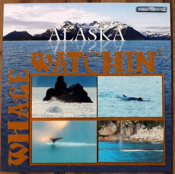Alaska Whale Watchin'