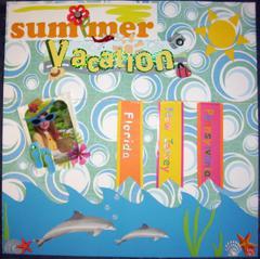 Hannah's Summer Vacation