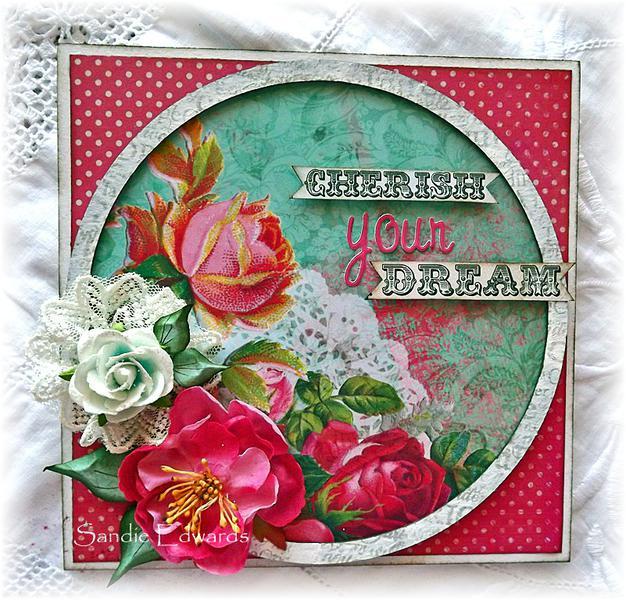 Cherish Your Dream Card