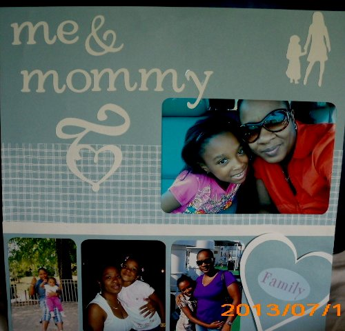 Me & Mommy