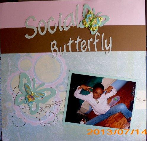 Socia; Butterfly