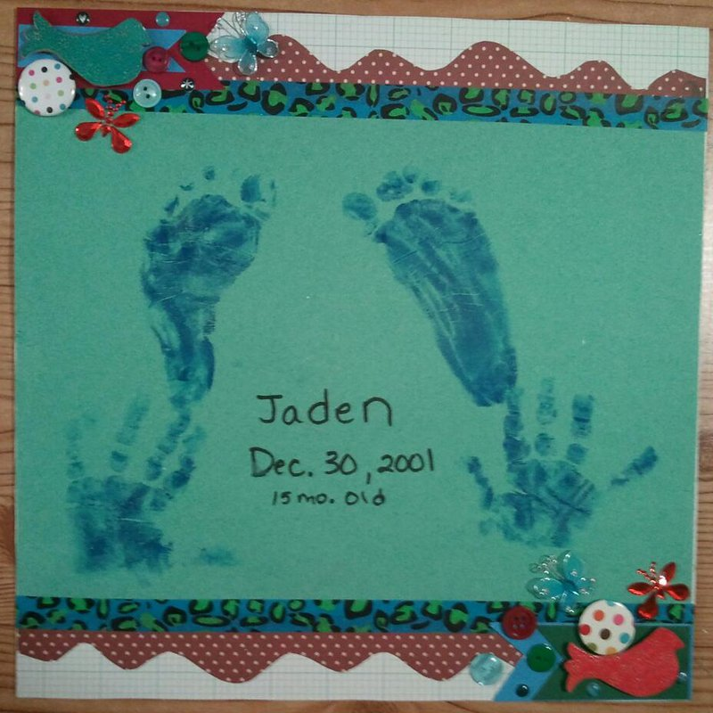Feet & Hand Prints