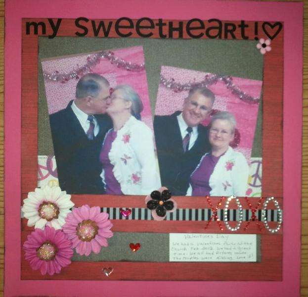 My Sweetheart!