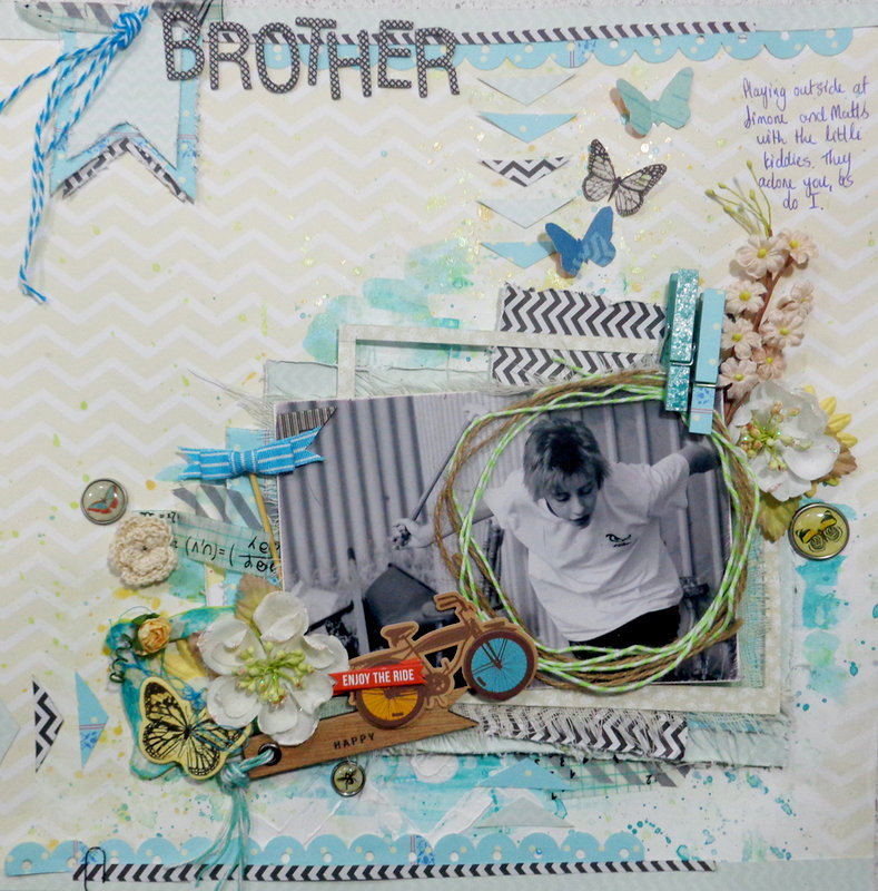 Brother (Stacey Young Scraplift)
