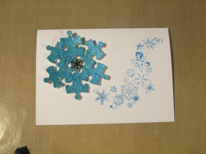 Card for autism teacher