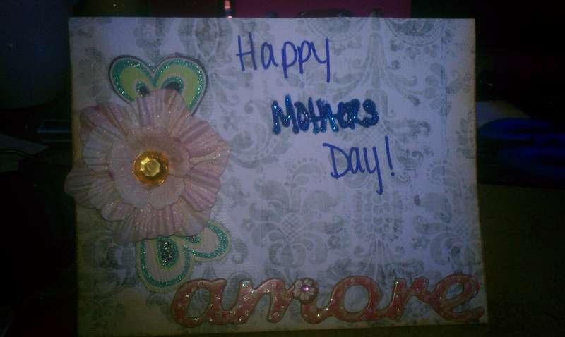 Snail Mail challange - mothers day