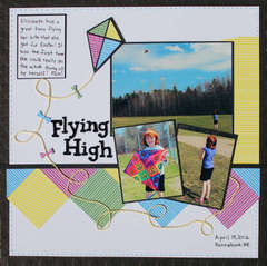 Flying High- Scrappin' Sports & More
