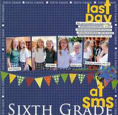 Last Day at SMS