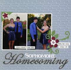 Sophomore Homecoming