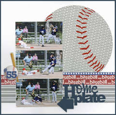 Home Plate (baseball)