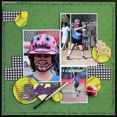 Hey Batta Batta- Scrappin Sports