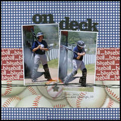 on deck (baseball)