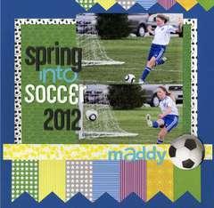 Spring into Soccer 2012
