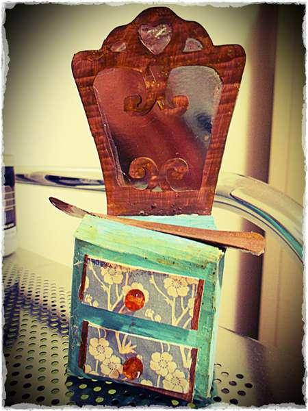 """ Dresser Box Experiment """