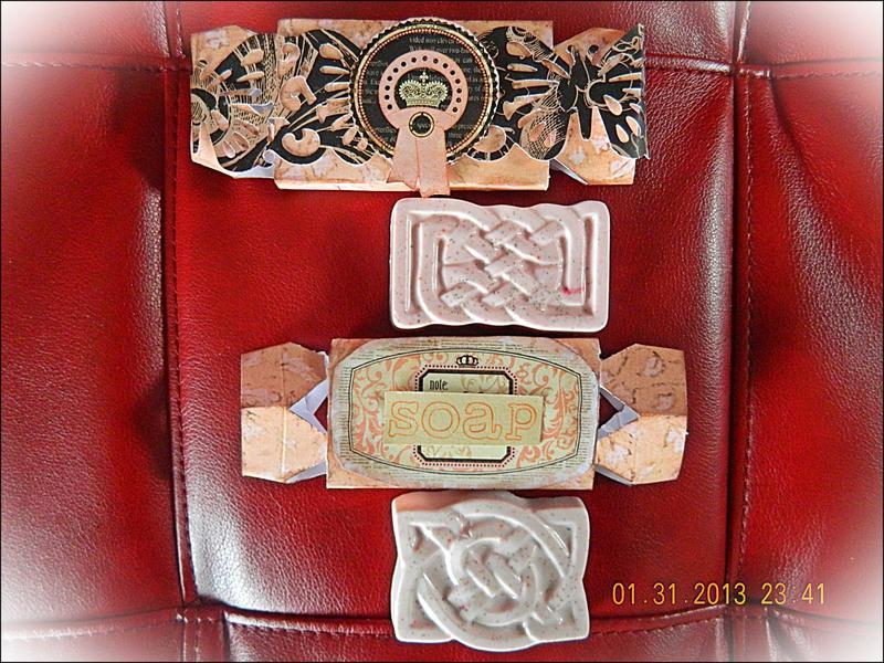 """"""" My Therapeutic Soaps """" Fresh Herbal & Cool Citrus"""