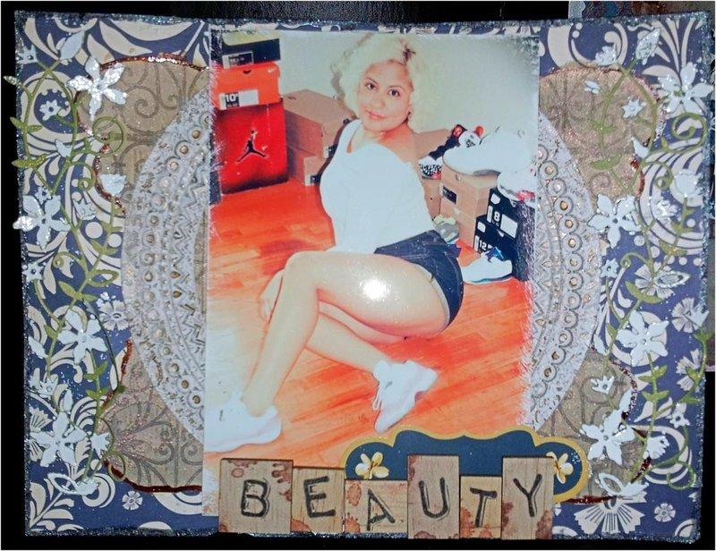 """"""" Beauty & The Beast """""""