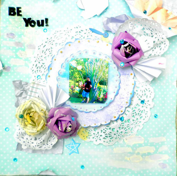 Be You ~*Color Stories Inspiration*