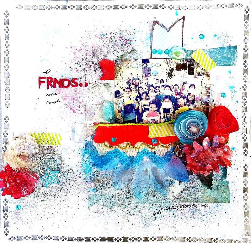 FRnds CSI No.79 (Guest designer)