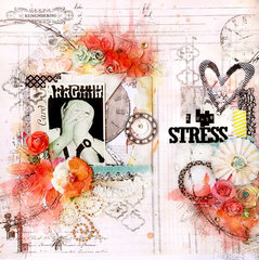I hate stress ~Prima Bap
