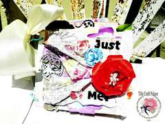 Just me!Mixed media album