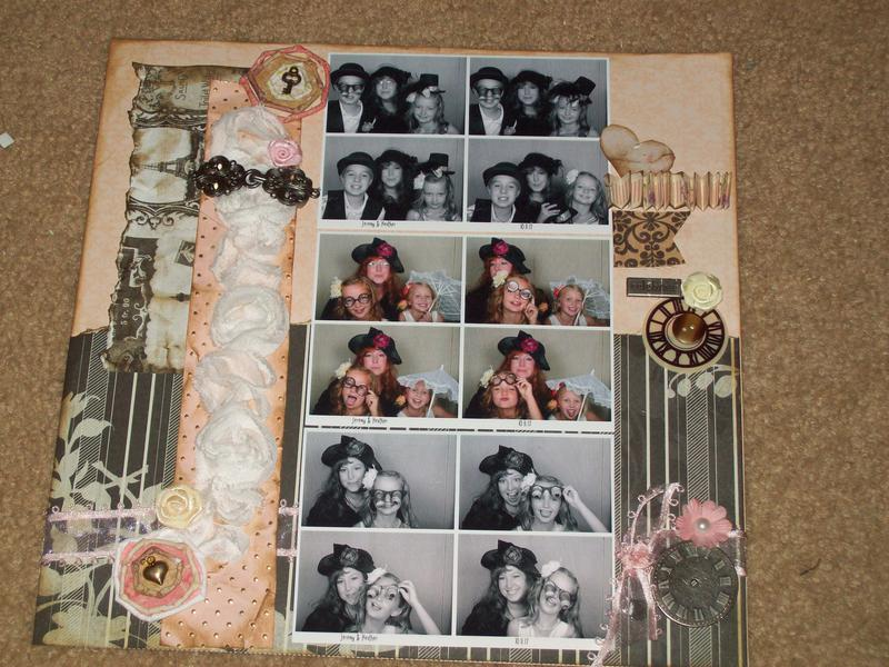 Steampunk Wedding-Photo Booth