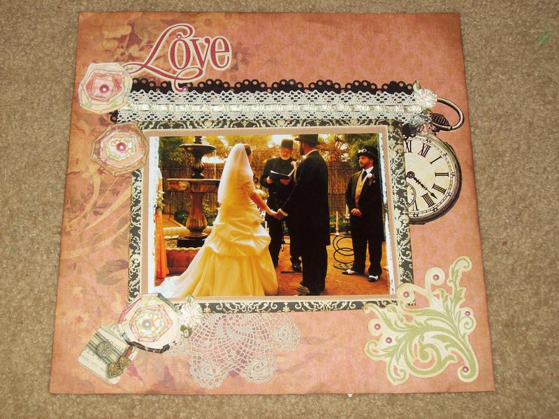 Steampunk Wedding-Love