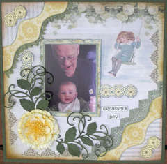 Grandpa's Boy **Scraps of Elegance** September Round Robin