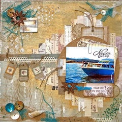 Never Give Up **Scraps of Elegance** DT May Kit