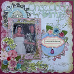 There Was a Princess **Scraps of Elegance**  August Kit