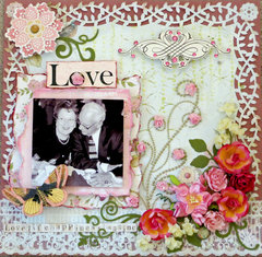 Forever Love **Scraps of Elegance** - August Round Robin