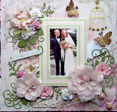 On Our Way **Scraps of Elegance** August Kit