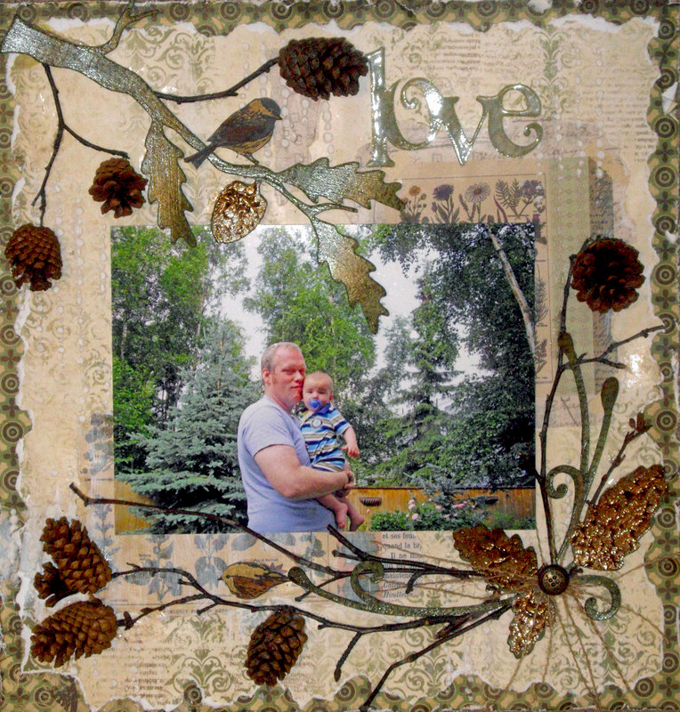 You and Me in the Trees **Scraps of Darkness** May Round Robin