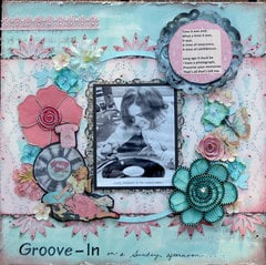 Groove-In **Scraps of Elegance** August Kit Reveal