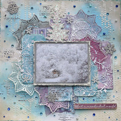 Tranquility **Scraps of Darkness** January Kit