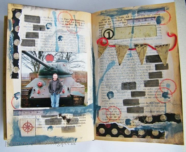 first art journal ( page1)