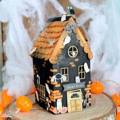 Little Halloween House