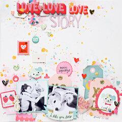 Love love love story