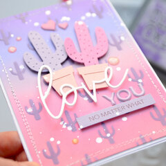 Love you no matter what Card