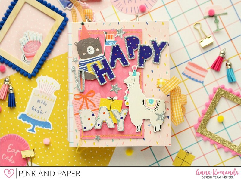 "Birthday album ""Happy day"""
