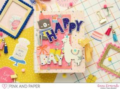 "Birthday album ""Happy day"""