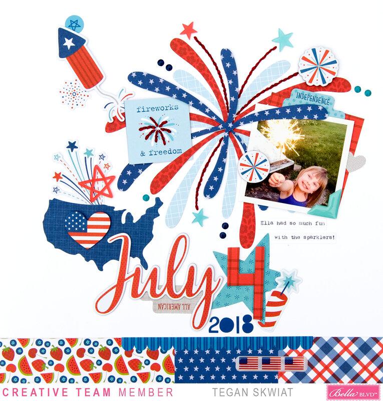 July 4 **Bella Blvd**