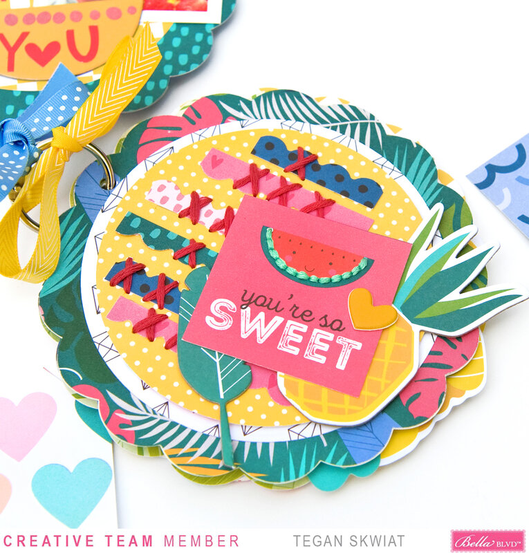 You're So Sweet mini album **Bella Blvd**