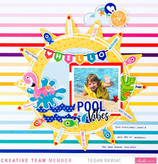Hello Pool Vibes *Bella BLvd*