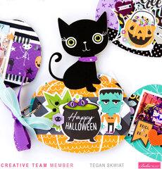 Happy Halloween Mini Album *Bella Blvd*